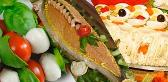 Menù Catering Italia