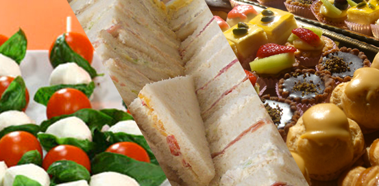 Menù Catering Oliva